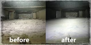 Spring is a great time clean those airducts!